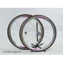 Campagnolo Shamal 12 HPW Vintage Wheels Road Race very rare, campagnolo Record Hubs, 12 spokes, 8 speed