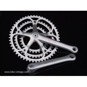 Edco Competition Crankset vintage model for sell, triple 52/42/30