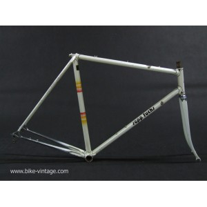 for sell Vintage Sepp Fuchs reynolds 531 Frame and fork size 55cm, campagnolo
