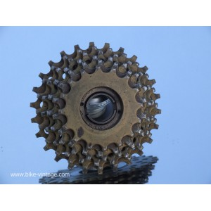 vintage Everest freewheel 6 speed for sell italian thread
