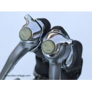 Shimano 600 ultegra STI shifters vintage model st-6400 3x8 speed