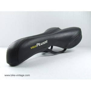 velo plush saddle for mtb or treking bike