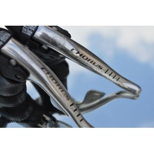 Campagnolo Chorus Carbon BB system Ergopower shifters 8 speed 8