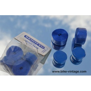 Lenker Benotto Cello dunkel blau bar tape 0.034