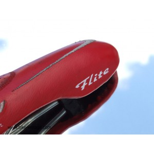 for sell saddle selle italia flite red genuine gel