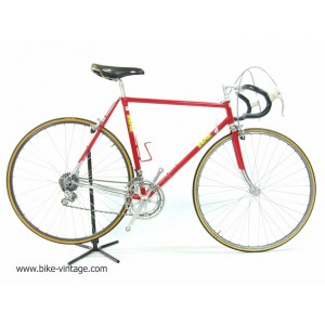 for sell MOSER Vintage bike, full campagnolo super record, Columbus slx